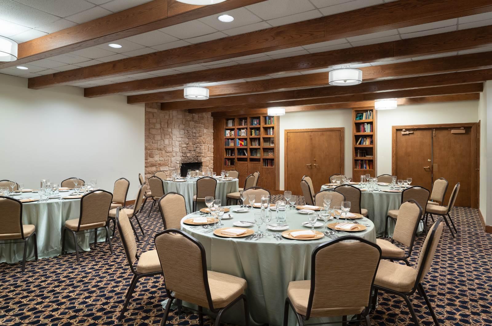Banquet Space 3